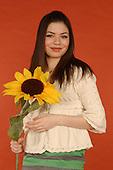 Miranda Coscrove, Studio Photo Session