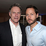 Michael Cullen & Matthew Humphreys.pictured at the Opening Night After Party for '7th Monarch' at Angus McIndoe Restaurant  in New York City on June 24, 2012.
