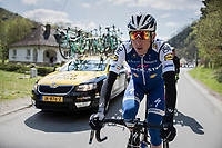 Dan Martin (IRE/Quickstep Floors)<br /> <br /> 81st La Fl&egrave;che Wallonne (1.UWT)<br /> One Day Race: Binche &rsaquo; Huy (200.5km)