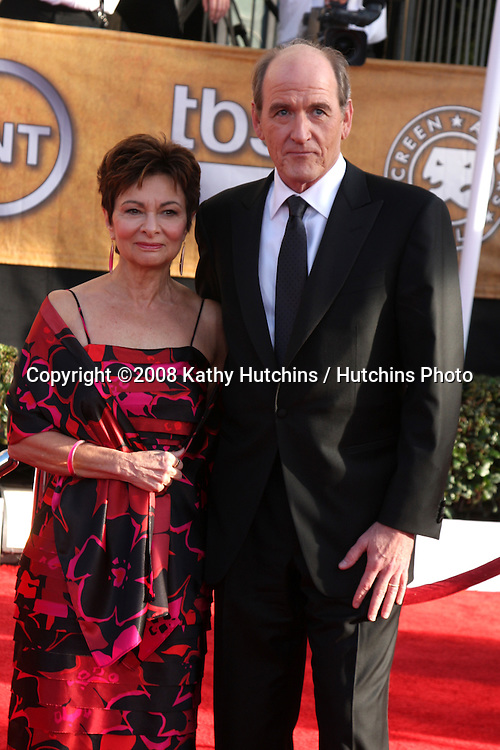 Richard Jenkins. arriving at the Screen Actors Guild Awards, at the Shrine Auditorium in Los Angeles, CA on .January 25, 2009.©2008 Kathy Hutchins / Hutchins Photo..