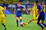 Manchester United winger Adnan Januzaj (c) during the International Champions Cup China 2016, match between Manchester United vs Borussia  Dortmund on 22 July 2016 held at the Shanghai Stadium in Shanghai, China. Photo by Marcio Machado / Power Sport Images