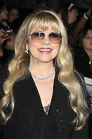 LOS ANGELES, CA - NOVEMBER 12: Stevie Nicks at the premiere of Summit Entertainment's 'The Twilight Saga: Breaking Dawn - Part 2' at the Nokia Theatre L.A. Live on November 12, 2012 in Los Angeles, California. Credit: mpi29/MediaPunch Inc. /NortePhoto