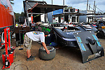 Feb 11, 2009; 3:58:01 PM; Barberville, FL, USA; UMP DIRTcar Racing Series for the 38th Annual ALLTEL DIRTcar Nationals by UNOH at Volusia Speedway Park.  Mandatory Credit: (thesportswire.net)