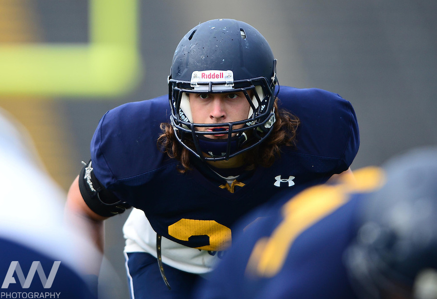 Aug 15, 2012; Toledo, OH, USA; Toledo Rockets safety Ethan Kagy (28) during practice at the Glass Bowl. Mandatory Credit: Andrew Weber-US Presswire