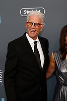 Ted Danson attends the 23rd Annual Critics' Choice Awards at Barker Hangar in Santa Monica, Los Angeles, USA, on 11 January 2018. Photo: Hubert Boesl - NO WIRE SERVICE - Photo: Hubert Boesl/dpa /MediaPunch ***FOR USA ONLY***