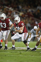 4 November 2006: Jon Cochran during Stanford's 42-0 loss to USC at Stanford Stadium in Stanford, CA.