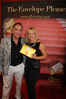Marc Friedland<br /> at the Making of the Iconic Oscar Winners Envelope, Marc Friedland Couture Communications, Los Angeles, CA 02-26-14<br /> David Edwards/DailyCeleb.Com 818-249-4998