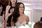 Malia Obama attends a state dinner at the White House honoring Prime Minister Justin Trudeau and Mrs. Sophie Gr&eacute;goire Trudeau of Canada March 10, 2016 in Washington, DC. <br /> Credit: Olivier Douliery / Pool via CNP
