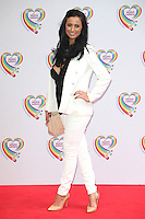 Chantelle Houghton arriving for the Health Lottery Tea Party, The Savoy, London. 02/06/2014 Picture by: Alexandra Glen / Featureflash