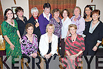 4397-4401.Lady Golfers - Having a wonderful time at the Ballyheigue Golf Club Ladies Committee  Night Out in Kate Browne's Pub on Saturday evening were seated l/r Ann Marie Lawless, Ladies Captain Kathleen Harty and Ladies President Margaret Gleasure,  standing l/r Caroline McEnery, Helen Crowley, Eileen Daly, Joan Galvin, Mary O'Reagan, Anne Hill, June Hayes, Gra?inne Sheehy and Monica O'Neill........................................................................ ............   Copyright Kerry's Eye 2008