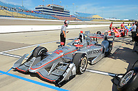 9-10 July, 2016 Newton, Iowa USA<br /> Will Power (#12) and Scott Dixon (#9)<br /> &copy;2016, F. Peirce Williams