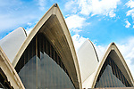 SYDNEY - MARCH 6: The Sydney Opera House on March 6, 2009 in Sydney, Australia.  The Sydney Opera House is among the busiest performing arts centres in the world, hosting over 1,500 performances each year attended by some 1.2 million people.