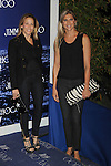 WEST HOLLYWOOD, CA. - November 02: Sheryl Crow and Gabrielle Reece arrive at Jimmy Choo For H&M at a private residence on November 2, 2009 in West Hollywood, California.. .