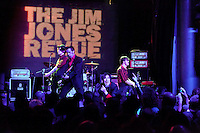 The Jim Jones revue performing  at Arena  Club in Madrid