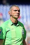 18 July 2015: Assistant Referee Walter Castro (CRC). The United States Men's National Team played the Cuba Men's National Team at M&T Bank Stadium in Baltimore, Maryland in a 2015 CONCACAF Gold Cup quarterfinal match. The U.S. won the game 6-0.