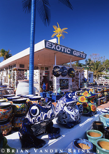 Exotic Gifts.Key Largo, Florida