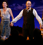 Kevin Spacey & Eve Best during Opening Night Performance Curtain Call of Eugene O'Neill's A MOON FOR THE MISBEGOTTEN at the Brooks Atkinson Theatre in New York City.<br />April 9, 2007