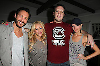 Mark Gantt, Jennifer Blanc, Dylan Matlock, Brianne Davis<br />