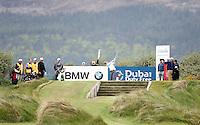 27 May 2015; Rory McIlroy tess off at the 3rd<br /> <br /> Dubai Duty Free Irish Open Golf Championship 2015, Pro-Am. Royal County Down Golf Club, Co. Down. Picture credit: John Dickson / DICKSONDIGITAL