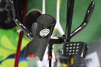 Picture by Simon Wilkinson/SWpix.com 24/03/2018 - Cycling 2018 UCI  Para-Cycling Track Cycling World Championships. Rio de Janeiro, Brazil - Barra Olympic Park Velodrome - Day 3 - Finals -  para tech technical bike modifications