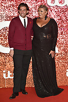 James Argent and Gemma Collins<br /> The ITV Gala at The London Palladium, in London, England on November 09, 2017<br /> CAP/PL<br /> &copy;Phil Loftus/Capital Pictures