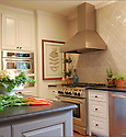 Residential kitchen and bathroom