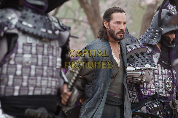 Keanu Reeves<br /> in 47 Ronin (2013)<br /> *Filmstill - Editorial Use Only*<br /> CAP/FB<br /> Image supplied by Capital Pictures