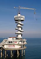 Bungy Jump van de Pier in Scheveningen