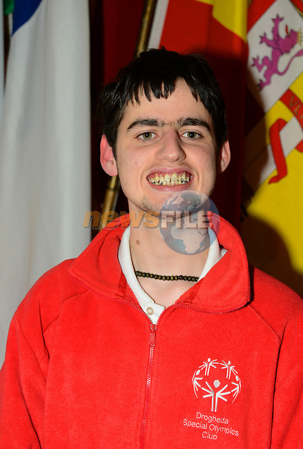 25/05/2013 - Special Olympics, Gormanston - Drogheda skills athlete Neil Boyle. www.newsfile.ie