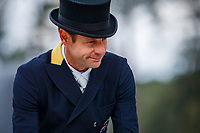 AUS-Christopher Burton rides Clever Louis during the first day of Dressage for the CCIO4*-L FEI Nations Cup Eventing. Interim-3rd. 2019 Military Boekelo-Enschede International Horse Trials. Thursday 10 October. Copyright Photo: Libby Law Photography