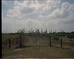 Scenes from the oil and natural gas industry in Cotulla, Three River and Karnes City, Texas.