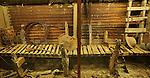 Foto: VidiPhoto<br /> <br /> ZILLEBEKE - Hooge Crater Museum in Zillebeke, bij Ieper in West-Vlaanderen, is een privémuseum met wapens, uitrusting en levensgrote taferelen van de Eerste Wereldoorlog (The Great War). Het geeft tevens een overzicht van de Slag bij Ieper tussen 1914-1918.
