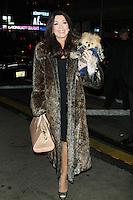 NEW YORK, NY- JANUARY 7: Lisa Vanderpump at Good Morning America in New York City. January 7, 2013. Credit: RW/MediaPunch Inc.