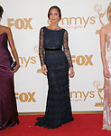 Minka Kelly at The 63rd Anual Primetime Emmy Awards held at Nokia Theatre L.A. Live in Los Angeles, California on September  18,2011                                                                   Copyright 2011Debbie VanStory / iPhotoLive.com