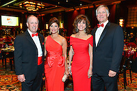 """Memorial Hermann Foundation  """"Red & Wild"""" Gala at the Hilton Americas"""