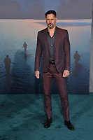 Joe Manganiello at the premiere for &quot;Kong: Skull Island&quot; at Dolby Theatre, Los Angeles, USA 08 March  2017<br /> Picture: Paul Smith/Featureflash/SilverHub 0208 004 5359 sales@silverhubmedia.com