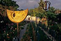 Ford Ruthling garden Santa Fe