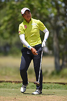 Peiyun Chien (TAI) watches her tee shot on 5 during round 3 of the 2019 US Women's Open, Charleston Country Club, Charleston, South Carolina,  USA. 6/1/2019.<br /> Picture: Golffile | Ken Murray<br /> <br /> All photo usage must carry mandatory copyright credit (© Golffile | Ken Murray)