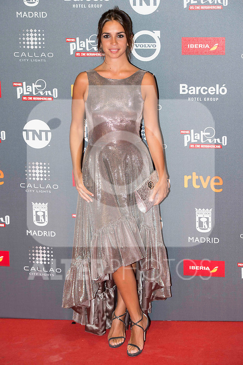 Elena Furiase attends to welcome party photocall of Platino Awards 2017 at Callao Cinemas in Madrid, July 20, 2017. Spain.<br /> (ALTERPHOTOS/BorjaB.Hojas)