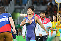 Shinobu Ota (JPN), <br /> AUGUST 14, 2016 - Wrestling : <br /> Men's Greco-Roman 59kg Final <br /> at Carioca Arena 2 <br /> during the Rio 2016 Olympic Games in Rio de Janeiro, Brazil. <br /> (Photo by YUTAKA/AFLO SPORT)