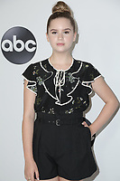 07 August 2018 - Beverly Hills, California - Kyla Kenedy. ABC TCA Summer Press Tour 2018 held at The Beverly Hilton Hotel. <br /> CAP/ADM/PMA<br /> &copy;PMA/ADM/Capital Pictures