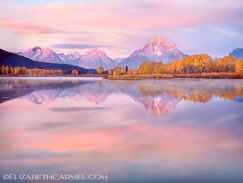 Autumn Sunrise, Snake River
