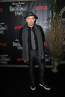 www.acepixs.com<br /> January 11, 2017  New York City<br /> <br /> Santiago Cruz attending Netflix&rsquo;s world premiere of Lemony Snicket&rsquo;s 'A Series of Unfortunate Events' at AMC Lincoln Square on January 11, 2017 in New York City.<br /> <br /> <br /> Credit: Kristin Callahan/ACE Pictures<br /> <br /> <br /> Tel: 646 769 0430<br /> Email: info@acepixs.com