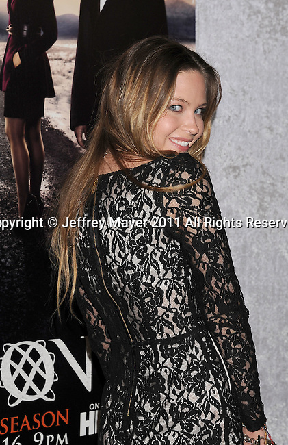 "LOS ANGELES, CA - January 12: Daveigh Chase attends HBO's ""Big Love"" Season 5 party at the Directors Guild Of America on January 12, 2011 in Los Angeles, California."