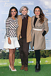 "Inma Cuesta, Kiti Manver and Candela Pena attends the ""Las Ovejas No Pierden El Tren"" Presentation at Palafox Cinema, Madrid,  Spain. January 27, 2015.(ALTERPHOTOS/)Carlos Dafonte)"