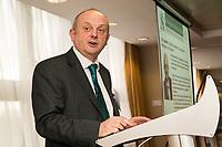 NCBC guest speaker Professor Edward Peck of the Nottingham Trent University