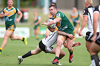 The Wyong Roos play Wentworthville Magpies in Round 2 of The NSW Challenge Cup at Morry Breen Oval on 23rd of February, 2019 in Kanwal, NSW Australia. (Photo by Bryden Sharp/BSP)