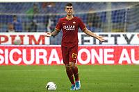 Gianluca Mancini of AS Roma <br /> Genova 20-10-2019 Stadio Luigi Ferraris <br /> Football Serie A 2019/2020 Sampdoria - AS Roma <br /> Photo Gino Mancini / Insidefoto