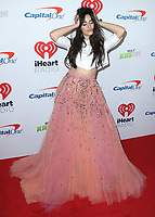 LOS ANGELES - NOVEMBER 30:  Camila Cabello  at the KIIS FM's Jingle Ball 2018 Presented By Capital One on November 30, 2018 at the Forum in Los Angeles, California. (Photo by Scott Kirkland/PictureGroup)