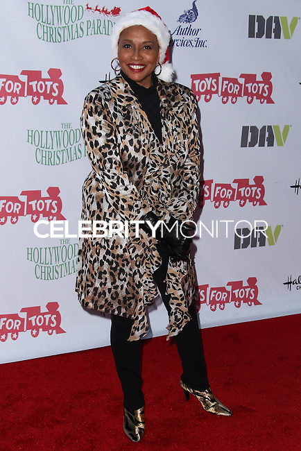 HOLLYWOOD, CA - DECEMBER 01: Jenifer Lewis arriving at the 82nd Annual Hollywood Christmas Parade held at Hollywood Boulevard on December 1, 2013 in Hollywood, California. (Photo by Xavier Collin/Celebrity Monitor)